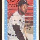 Kelloggs 3-D baseball card - 1971 Carlos May #45 Chicago White Sox NM