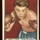 1951 Topps Ringside boxing card #4 Jimmy Flood (B) VG/EX