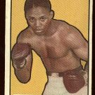 1951 Topps Ringside boxing card #18 Johnny Saxton VG