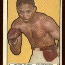 1951 Topps Ringside boxing card #18 (B) Johnny Saxton VG