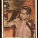 1951 Topps Ringside boxing card #23 (B) Bob Satterfield G/VG