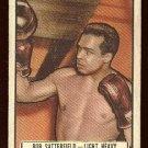 1951 Topps Ringside boxing card #23 (C) Bob Satterfield VG