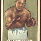 1951 Topps Ringside boxing card #25 Bob Baker VG