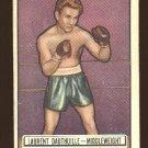1951 Topps Ringside boxing card #38 Laurent Dauthuille VG