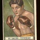 1951 Topps Ringside boxing card #79 Ray Famechon G