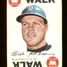 1968 Topps baseball game card #11 Bill Freehan VG