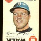 1968 Topps baseball game card #11 (B) Bill Freehan EX/NM