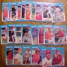 1987 Fleer St. Louis Cardinals baseball card team set, NM/M Ozzie Smith, Vince Coleman, MORE!