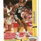 1991 - 1992 Upper Deck basketball card #400 David Robinson San Antonio Spurs NM/M