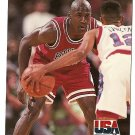 1991 - 1992 Skybox basketball card #37 Michael Jordan NBA Update NM/M