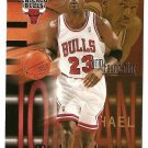 1995 - 1996 Fleer basketball card #323 Michael Jordan NM/M