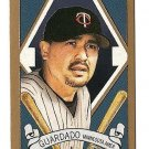 2003 Topps 205 baseball card Edward Guardado #208 NM/M