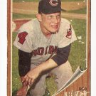 1962 Topps baseball card #182 Bob Nieman, F/G, Cleveland Indians