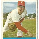 1964 Topps baseball card #16 John Boozer, VG, Philadelphia Phillies