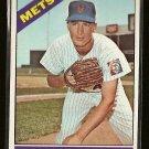 1966 Topps baseball card #51 Gordon Rochardson, VG/EX (spot on back) New York Mets