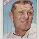 1966 Topps baseball card #23 Jack Sanford NM/M California Angels