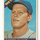 1966 Topps baseball card #108 Bobby Klaus NM/M New York Mets