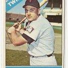 1966 Topps baseball card #120 Harmon Killebrew EX Minnesota Twins