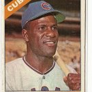 1966 Topps baseball card #146 Georger Altman EX- Chicago Cubs