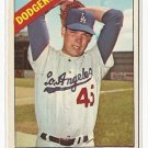 1966 Topps baseball card #171 Nick Willhite EX Los Angeles Dodgers