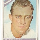 1966 Topps baseball card #173 Al Spangler NM California Angels