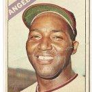 1966 Topps baseball card #192 (C) Vic Power Good (creases) California Angels