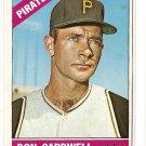 1966 Topps baseball card #235 (B) Don Cardwell NM/M Pittsburgh Pirates