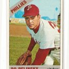 1966 Topps baseball card #506 Bo Belinsky NM Philadelphia Phillies