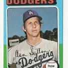 1975 Topps baseball card #220 Don Sutton MINI (NM/M) Los Angeles Dodgers
