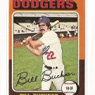 1975 Topps baseball card #244 Bill Buckner NM/M Los Angeles Dodgers