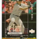 2001 Upper Deck baseball E-card #E4 Todd Helton NM/M Colorado Rockies