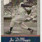 2001 Upper Deck baseball card #JD35 NM/M Joe DiMaggio Pinstripe Exclusive New York Yankees