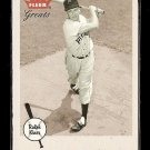 2002 Fleer Greats baseball card #94 NM/M Ralph Kiner