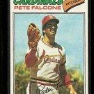 1977 Topps baseball card #205 Pete Falcone NM/M St. Louis Cardinals