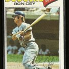 1977 Topps baseball card #50 Ron cey NM Los Angeles Dodgers