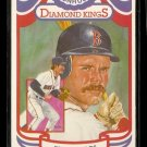 1983 Donruss baseball card #26 NM Wade Boggs Diamond Kings
