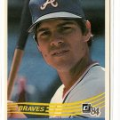 1984 Donruss baseball card #66 Dale Murphy NM/M Atlanta Braves