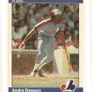 1984 Fleer baseball card #273 Andre Dawson NM/M Montreal Expos