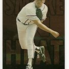 1994 Fleer baseball card #12 of 12 John Smoltz NM/M Smoke n' Heat
