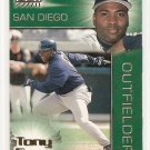 1998 Pacific Aurora baseball card #191 Tony Gwynn NM San Diego Padres