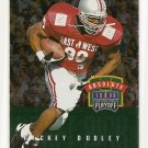 1996 Playoff Absolute football card #097 Rickey Dudley