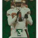 1998 Collector's Edge T3 Triple Threat football card #26 Terrell Owens NM/M