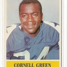 1964 Philadelphia (Philly) football card #47 (B) Cornell Green EX/NM Dallas Cowboys