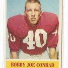 1964 Philadelphia (Philly) football card #170 (C) Bobby Joe Conrad NM St. Louis Cardinals