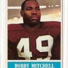 1964 Philadelphia (Philly) football card #189 (B) Bobby Mitchell NM Washington Redskins