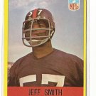 1967 Philadelphia (Philly) football card #118 Jeff Smith EX/Nm New York Giants