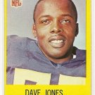 1967 Philadelphia (Philly) football card #90 (B) Dave Deacon Jones EX/Nm Los Angeles rams