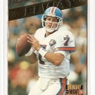1995 Action Packed football card #58 NM/M Monday Night Football