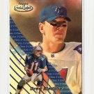 2000 Topps Gold Label football card #42 Drew Bledsoe Class 3 MINT