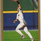 """1999 Topps JUMBO (3.25"""" x 4.5"""") baseball card #1 of 8 Nomar Garciaparra VG - dinged corner"""